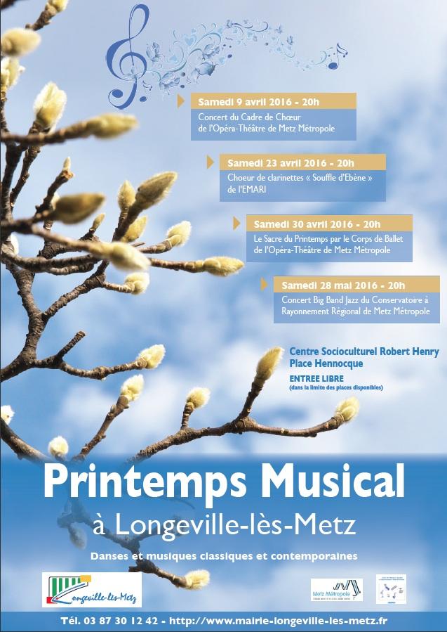 affiche printemps musical 2016